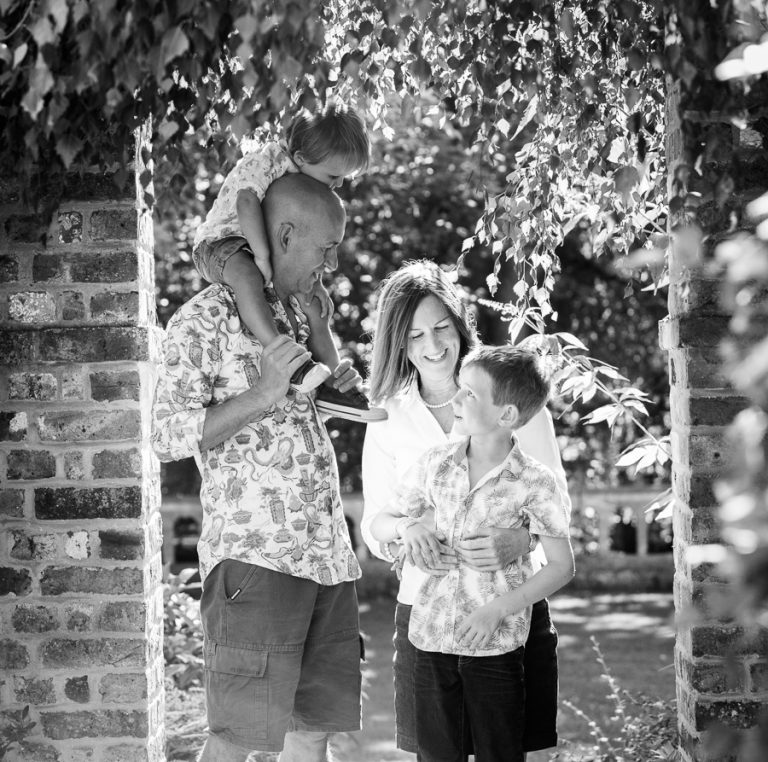 Family Photo Session in Surrey