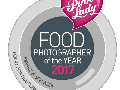 Pink Lady Photographer of the Year – second place in Marks & Spencer Food Portraiture