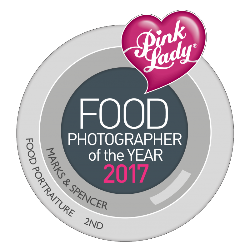Shortlisted Pink Lady Food Photographer of the Year 2018