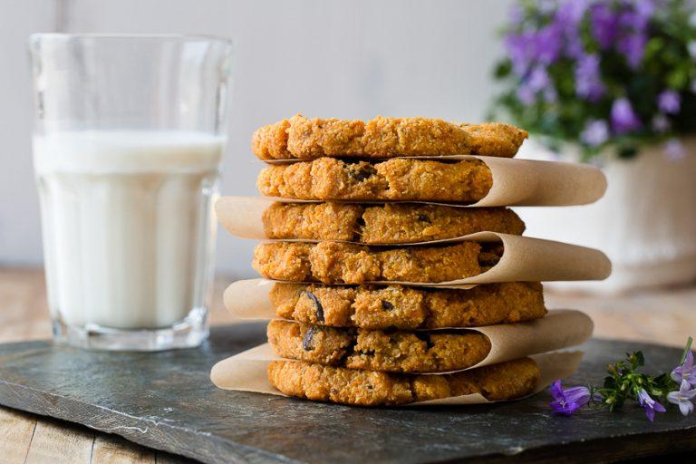 Gluten Free Sweet Potato Cookies