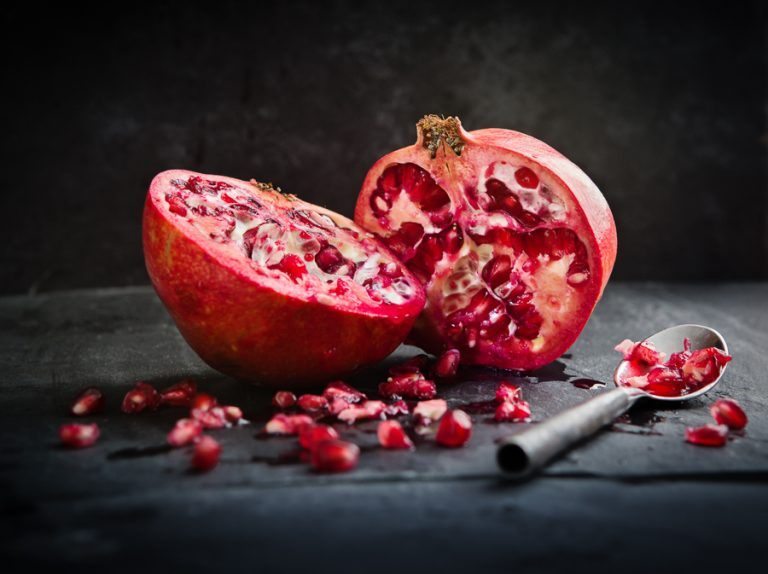 Pomegranate: a military weapon?