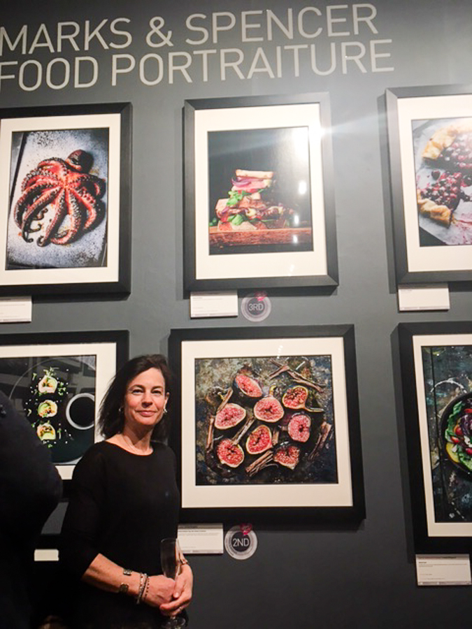 2nd Place M&S Food Portraiture – Pink Lady Food Photographer of the Year