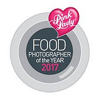 Finalist Pink Lady Food Photographer of the Year 2017