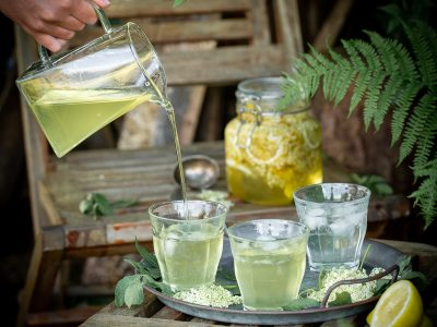 Elderflower Season – Elderflower Cordial Recipe