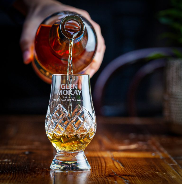 Lifestyle Drinks Photography for a Whisky Brand