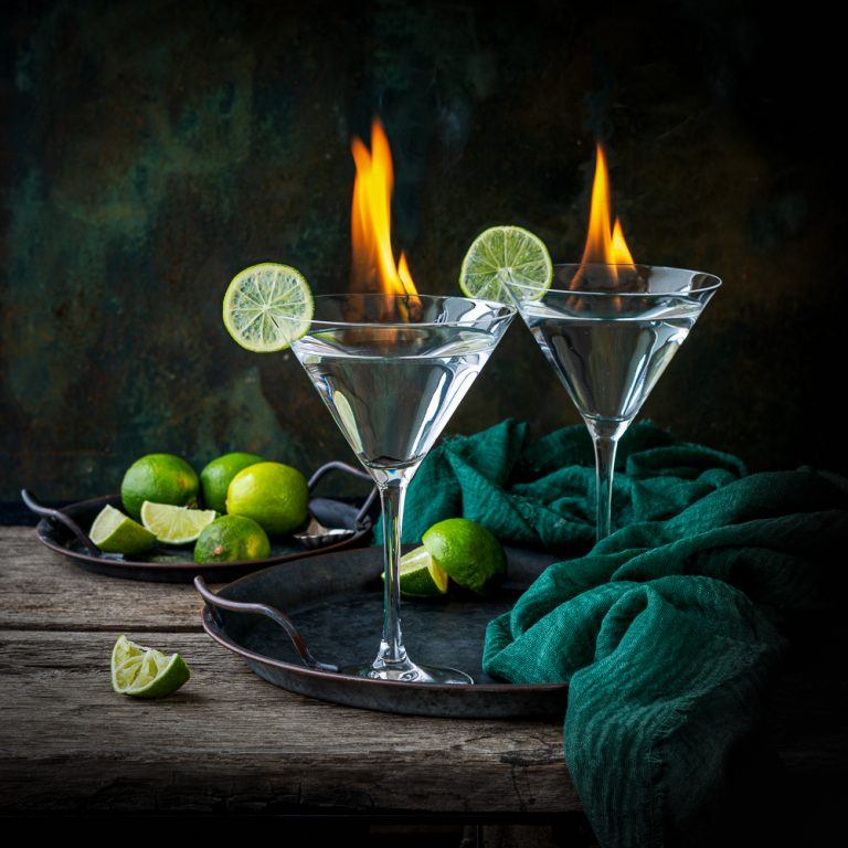 Cocktail & Drinks Photography