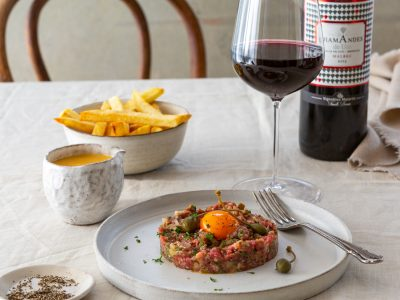Photographing a Cook Book for a Bordeaux Chateau